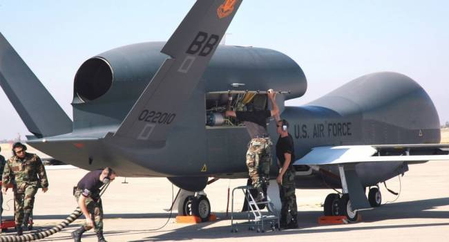 НАТО закупил уникальные БПЛА для слежки за ситуацией внутри России