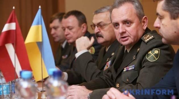 Донецьк без бою здав Генеральний штаб ЗСУ – РНБО