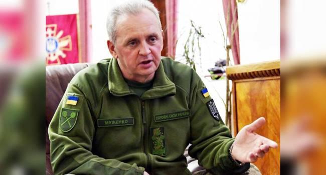 Муженко міг «стерти в порошок» Гіркіна, а натомість впустив його в Донецьк – РНБО