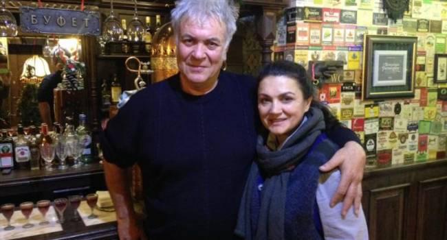 Наталья Сумская рассказала о неполадках в отношениях с супругом Анатолием Хостикоевым
