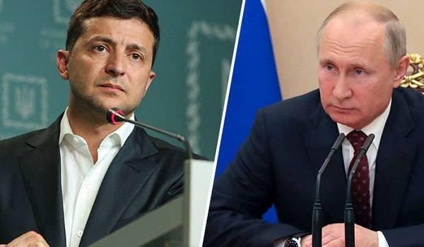 Зеленский завтра встретится с Путиным: в России сообщили сенсацию