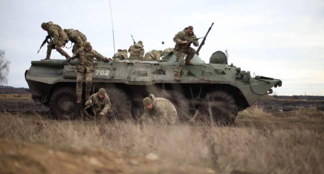 Военный эксперт: задача ВСУ не соответствовать критериям НАТО, а быть готовыми отразить агрессию, в случае наступления противника