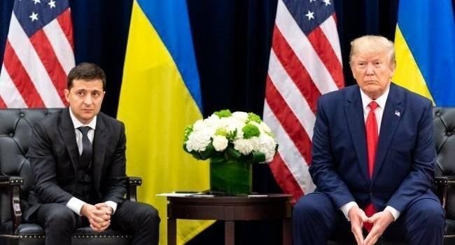 Трамп выразил желание встретиться в Давосе с «хорошим парнем» Зеленским