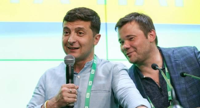 Сегодня в Украине формулировка «не связан с режимом Януковича» уже неактуальна - Погребиский