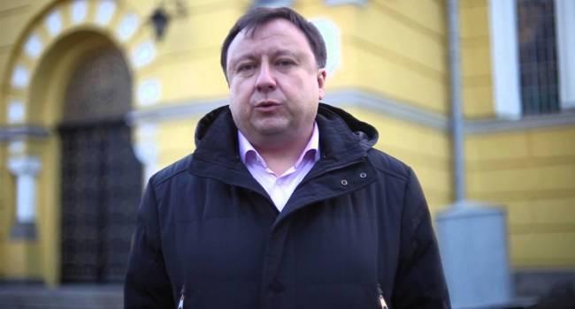 «Полностью искажает историю страны»: Княжицкий раскритиковал обращение президента ко Дню соборности Украины