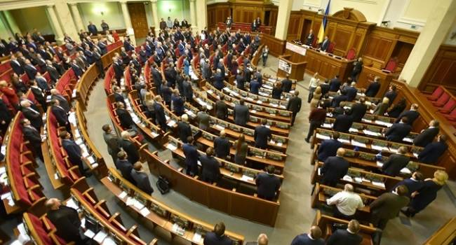 В Раде появилось 2 законопроекта, которые отбросят Украину еще на пару десятков лет назад, – журналист