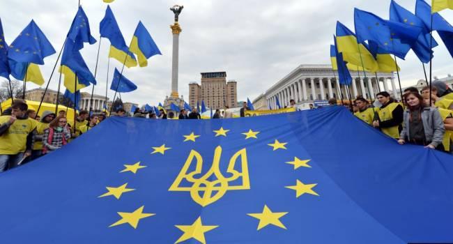 Зеленский предлагает вступить Украине в ЕС прямо сейчас