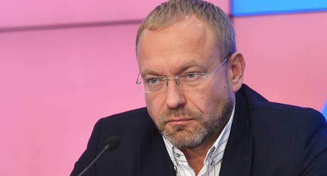 «Зеленский сегодня напоминает жабу на льду»: Волга считает, что любой следующий шаг, сделанный президентом, будет воспринят в негативном ключе
