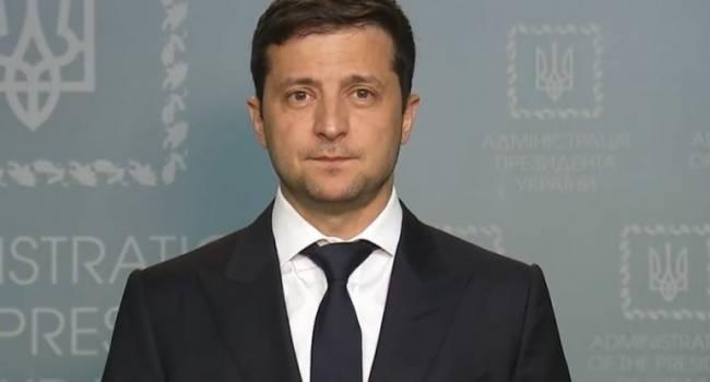 Журналист: сторонникам Зеленского пора определиться – кому они предлагают объединиться – патриотам или боевикам «ЛДНР»?
