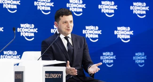 «Доверие сильно подорвано»: Украинский телеведущий заявил о проблемах у Зеленского