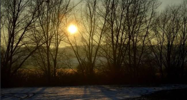 Легкий мороз ночью и солнце днем: синоптики удивили прогнозом до конца недели