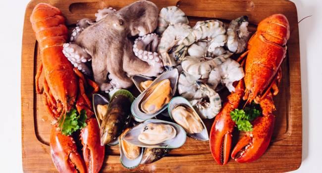 Включите их в рацион: диетологи рассказали о самых полезных морепродуктах
