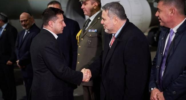 Арестович: в Израиле Зеленский пошел на демарш из-за унижения от Путина