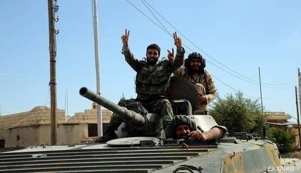 В Идлибе силы Асада понесли крупные потери