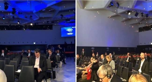 Политолог: два фото 2015-го и 2020-го годов с Давоса все говорят сами за себя