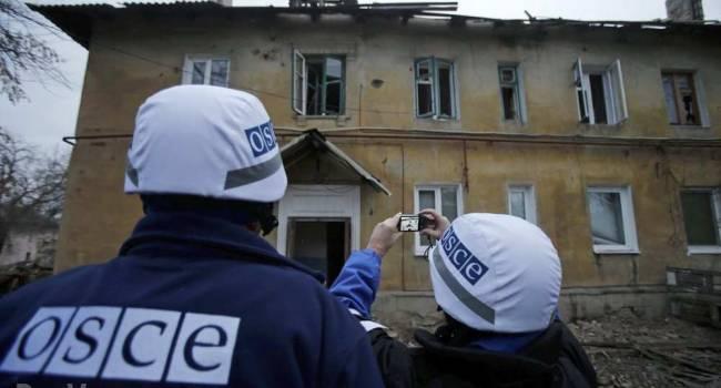 «Обвели ОБСЕ вокруг пальца»: Члены НВФ скрывают от патруля СММ неотведенную военную технику