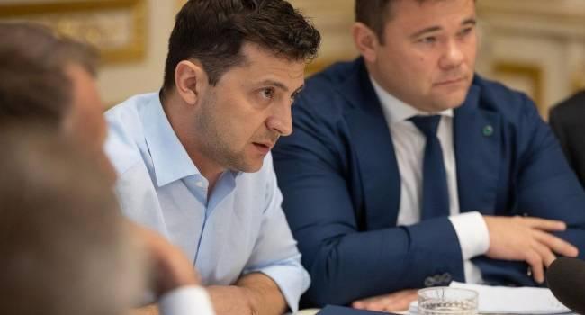 Портнов и Богдан намеренно «разводят» Зеленского, чтобы украинцы увидели в президенте главного заказчика всех плохих дел - Арестович