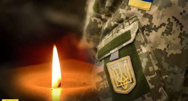 «Пусть вам «мир» и «уже не та война» застрянет в горле, я жажду смерти», - девушка убитого снайпером НВФ бойца ООС