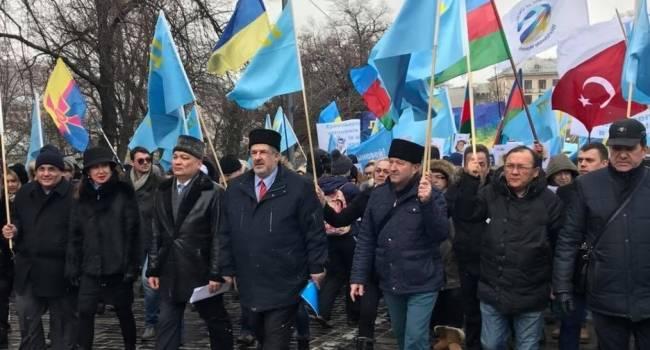 «Буде силовий прорив кордону з Кримом»: Чубаров повідомив про підготовку кримських татар