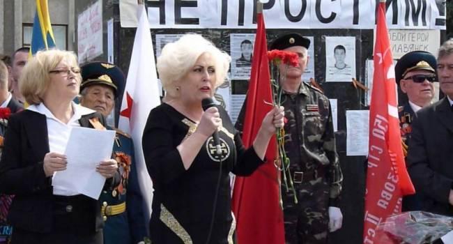 «Я подам, я успею, никуда меня не закроют»: сепаратистка Штепа собралась в мэры Славянска