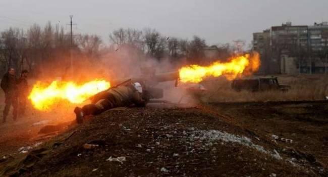 «Вибивають, як мух. Величезні втрати»: В «ДНР» паніка. Гібридна армія Путіна скаржиться на сильні атаки ЗСУ