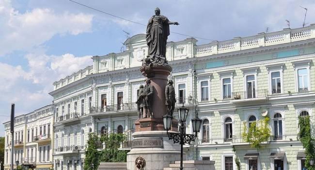 Костюк: ставить памятник тем, кто уничтожал твое государство – плохой способ сделать это государство сильным и процветающим