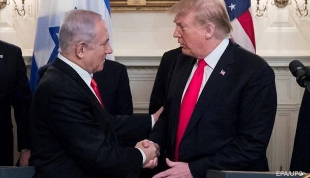 Трамп и Нетаньяху в США обсудят «сделку века»