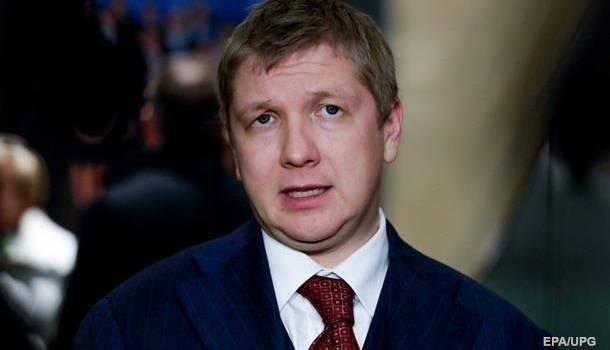 На форуме в Давосе Коболев рассказал о преимуществах украинской ГТС