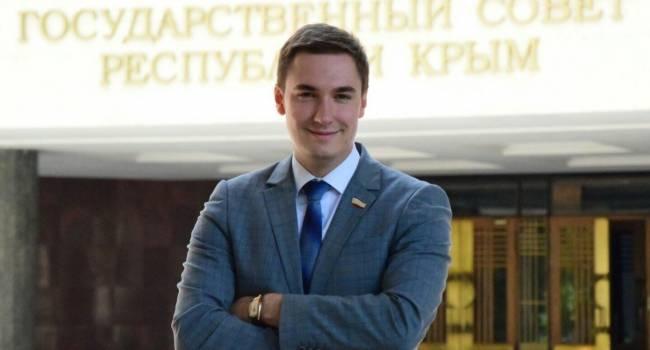 «Нужно же чем-то себя занять»: в Крыму рассказали, как Чубаров прошагает по Херсонской области и вернется обратно