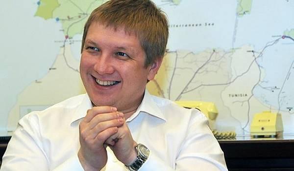 Коболев прокомментировал свою огромную зарплату: «Верните «Газпрому» 5 миллиардов долларов выигрыша в арбитраже»