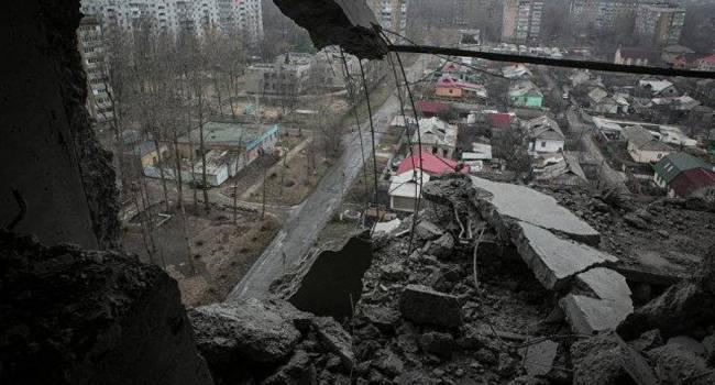«Сравнивают Донецк с землей»: В «ДНР» заявили о временном разрешении на обстрелы