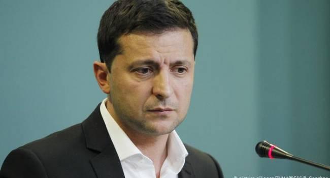 Нусс: о какой «новой Украине» говорит Зеленский, когда государство продолжает держатся лишь на запасе прочности, оставшемся от Порошенко?