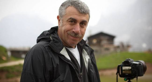 «Скоро проблема решится»: Комаровский успокоил украинцев из-за коронавируса в Китае