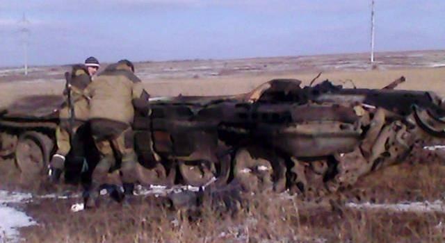 «Донбасс пылает огнем»: Гибридная армия Путина продолжает мощное наступление на позиции ВСУ