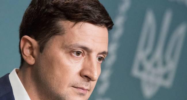 «Не мог публично признаться в том, что самолет МАУ сбили», - Владимир Зеленский