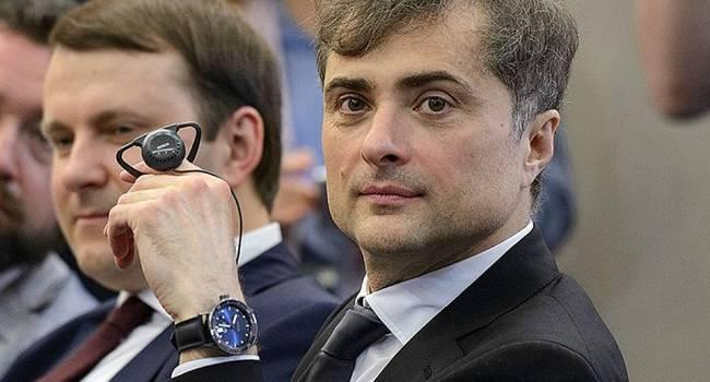Политолог: Сурков не справился с задачей Путина