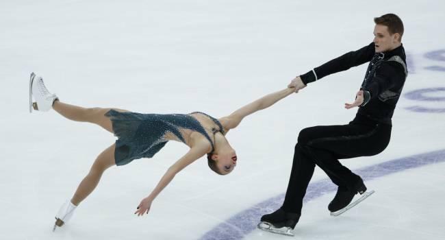 Российские фигуристы взяли абсолютно все медали Чемпионата Европы и спели гимн