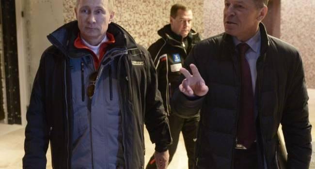 Виталий Портников рассказал о плане нового кремлевского «куратора» Украины Козака