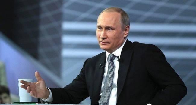 Мартыненко: Путину придется выбирать – либо новые территории, либо развитие России