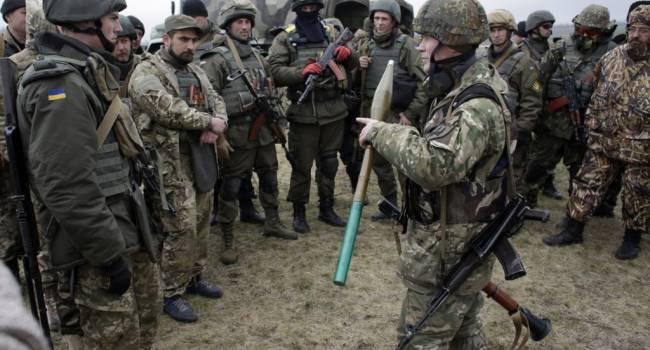 «Потери ВСУ на Донбассе»: В Минобороны рассказали о состоянии сил ООС