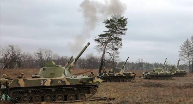 «Прелюдия ада под Донецком»: Всем, кто верит в жажду мира со стороны РФ, привет от «Ноны - С» из Донецка - блогер