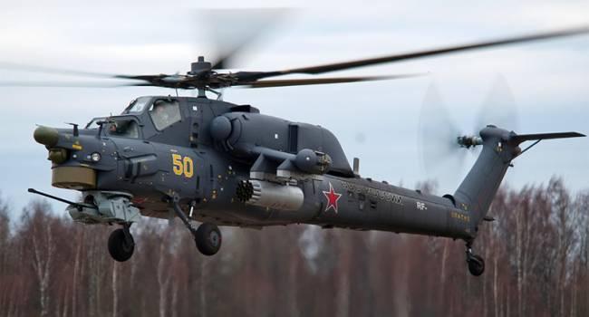 В Афганистане из реактивного гранатомета расстреляли вертолет Ми-8 с украинским экипажем