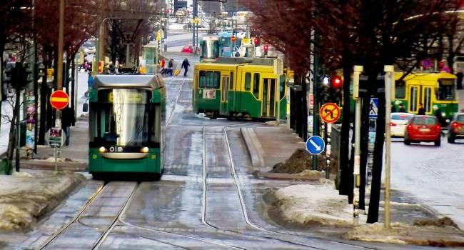 Абсолютный рекорд: в 2019 году на дорогах Хельсинки не зафиксировано ни одного происшествия с летальным исходом