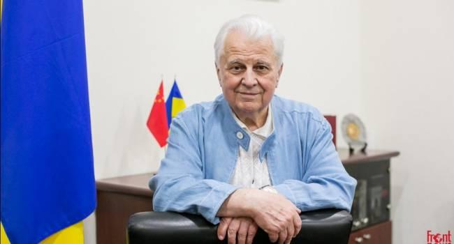 Блогер: люди уже забыли, что Кравчук – соратник Медведчука и проводник идей «русского мира» в Украине