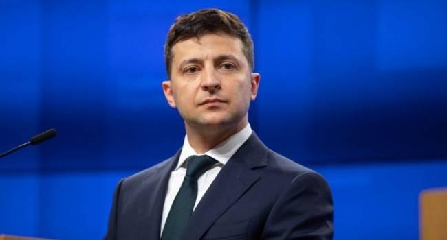 «Полноценным президентом не является»: политолог сделал заявление о креативном и талантливом Зеленском