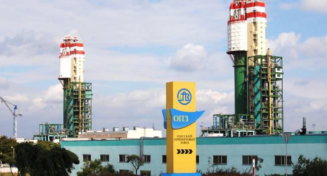 Нынешняя украинская власть хочет «положить» Одесский припортовый завод, обесценить предприятие, и передать его в другие руки - Щуриков