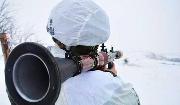 Ситуация в ООС: боевики применили запрещенные минометы, известно о погибшем