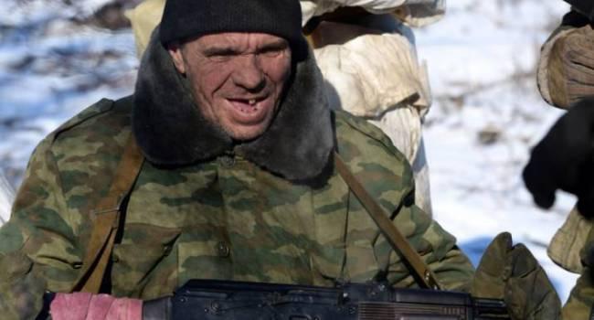 Члени гібридної армії РФ повбивали одне одного на Донбасі – «ІС»