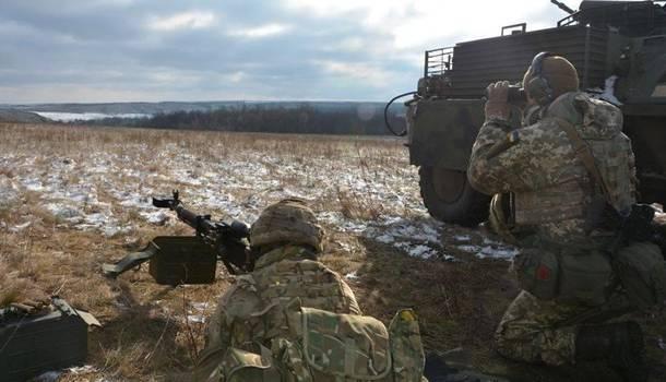 «Шквал артилерії»: Росія пішла в наступ на позиції ЗСУ під Пісками, та сили ООС дали відсіч