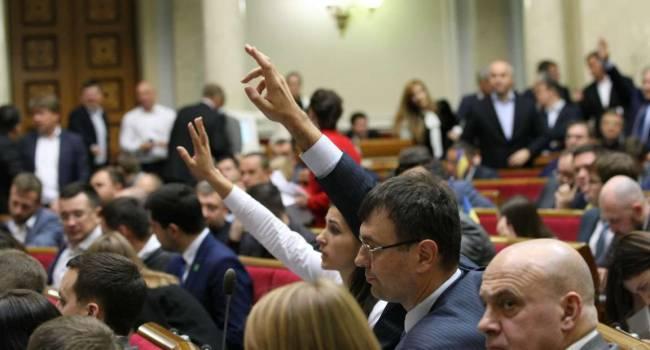 Для продажных журналистов лафа скоро закончится: власть готовит к принятию резонансный закон